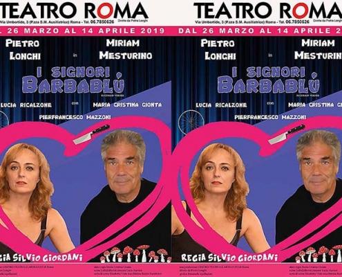 Teatro Roma I signori Barbablu 2