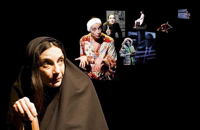 """Al Teatro Garbatella va in scena """"Edipo Rebus miti oracoli e pasticci""""."""