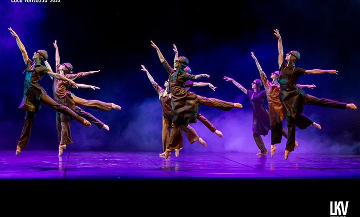 """Teatro Golden presenta Jas Art Ballet Junior """"Dream"""" Suite """"Il mantello di Pelle"""