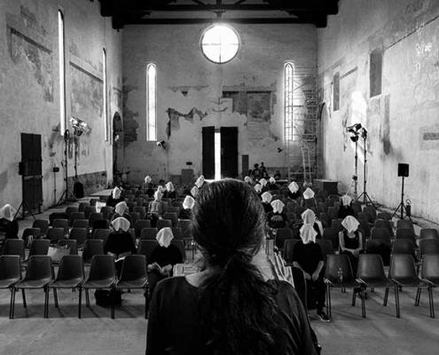 Al Teatro Biblioteca Quarticciolo, dall'8 all'11 maggio: con l'artista e pedagoga CHIARA GUIDI.