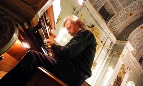 Concerti di Organo nelle chiese di Roma IUC