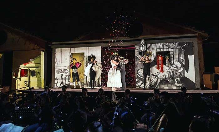 Teatro dell'Opera di Roma nei Municipi e Teatri in Comune.