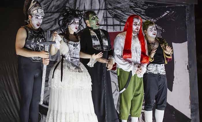 """Il Teatro dell'Opera va incontro ai romani con l'opera """"Figaro!""""."""
