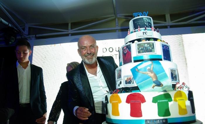 Compleanno stellare al grido di #chicistrilla motto di Tony Papa.