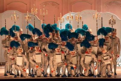 """Teatro dell'Opera di Roma torna in scena """"La Cenerentola"""" di Rossini."""