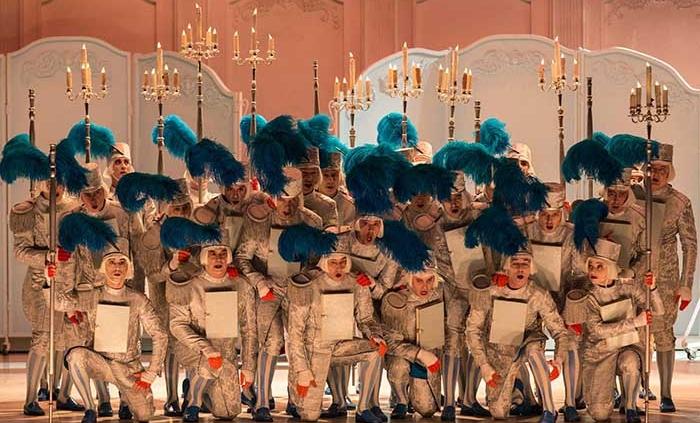 """Teatro dell'Opera di Roma torna in scena """"La Cenerentola"""" di Rossini. Da sabato 8 a giovedì 13 giugno al Teatro dell'Opera di Roma torna in scena La Cenerentola, che debuttò a Roma,"""