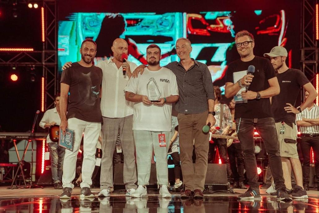 Matteo Sica, il vincitore del contest di Radio Deejay