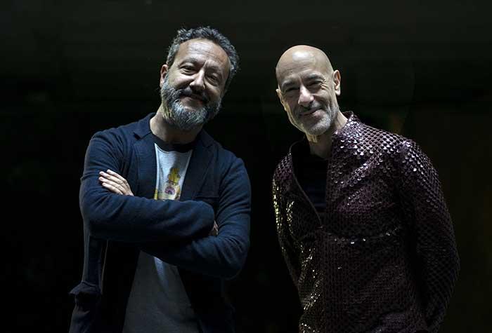 """Casa del Jazz presenta Cesare Picco e Alessio Bertallot in """"Piano Vs Groove""""."""