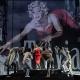 """Roma, Caracalla. Dopo l'Aida inaugurale ancora Verdi con """"La traviata"""" """"Anni '60""""."""