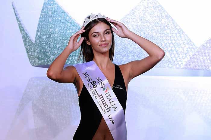 Miss Italia: Aurora Fedeli è Miss Be Much Lazio 2019.