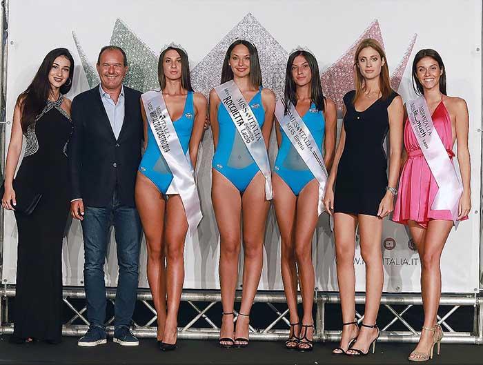 Miss Italia. Finali regionali a Montalto di Castro.