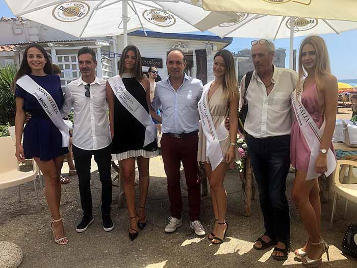 Ad Allumiere Miss Italia: le finali regionali di Miss Be Much Lazio.