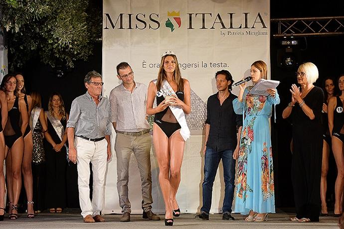 Miss Italia, Lucilla Nori è Miss Miluna Lazio 2019.