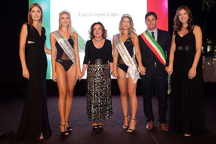 lavia Natalini è Miss Roma 2019, Valentina Pesaresi Miss Cinema Roma. T