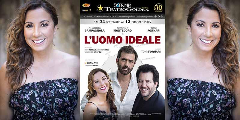 """Teatro Golden va in scena """"L'Uomo Ideale""""."""