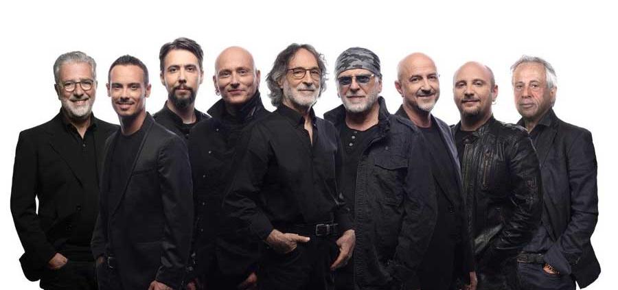 Foto musicisti PFM canta De André Anniversary crediti Orazio Truglio