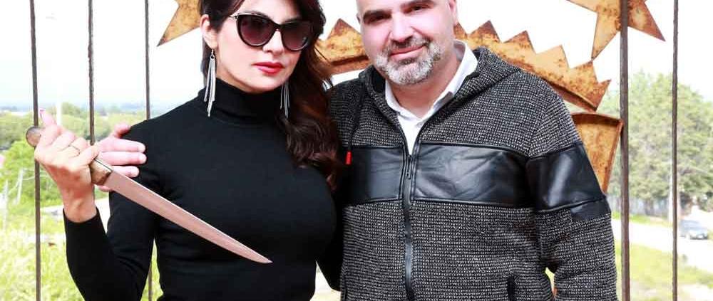Nadia Bengala e Emanuele Pecoraro