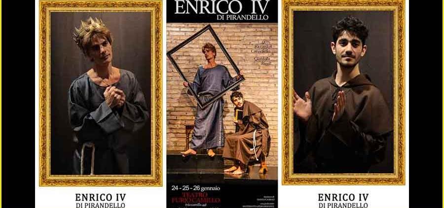 Teatro Furio Camillo Enrico IV