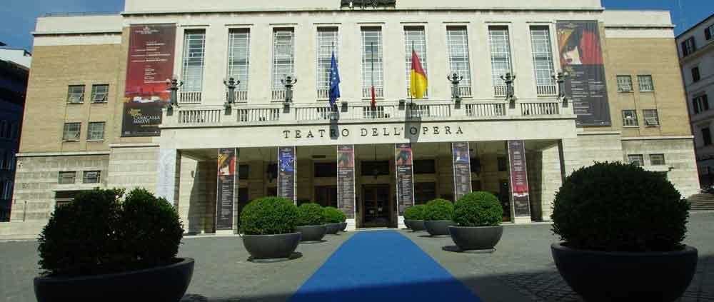 Il Teatro dell'Opera di Roma non chiude.