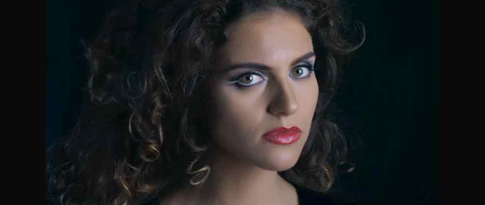 """Per il suo quarto appuntamento in streaming, Visioninmusica """"Live at home"""" Gaia Gentile"""