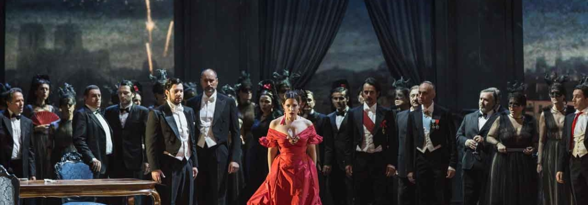 Teatro dell'Opera di Roma La Traviata