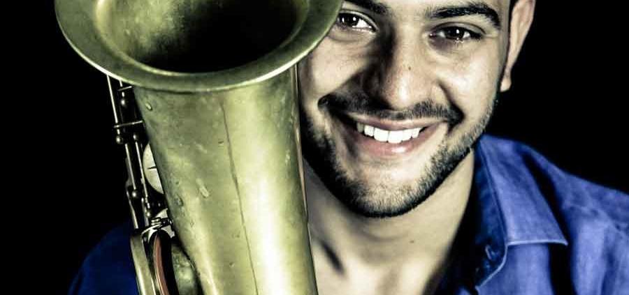 Claudio Jr De Rosa in Visioninmusica