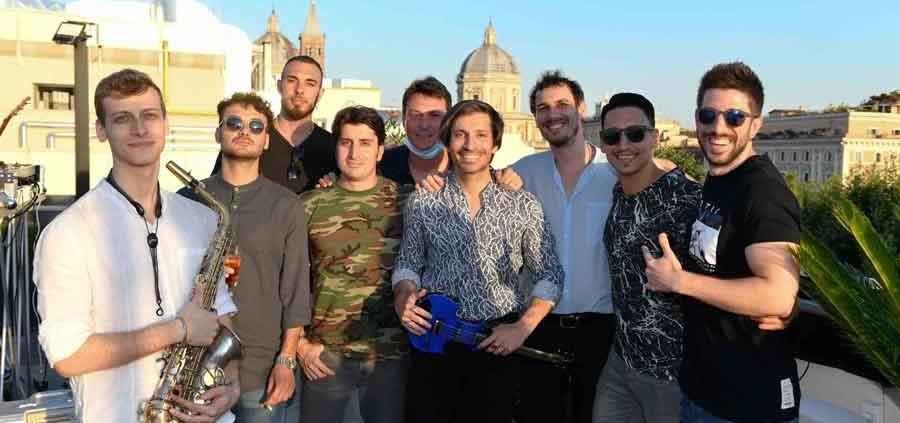 Andrea Casta & Friends incanta il pubblico