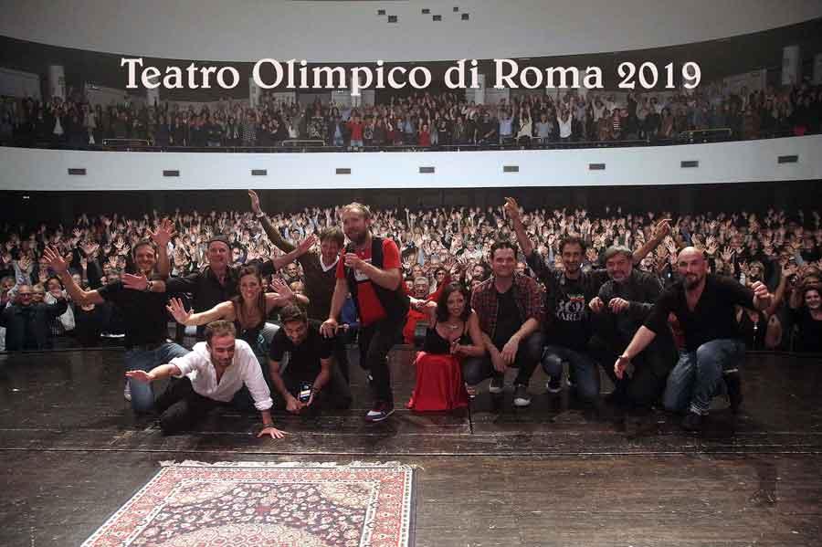 "Canto Libero ""Ostia Antica Festival"""