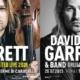 David Garrett riprogrammato nel 2021 alle Terme di Caracalla