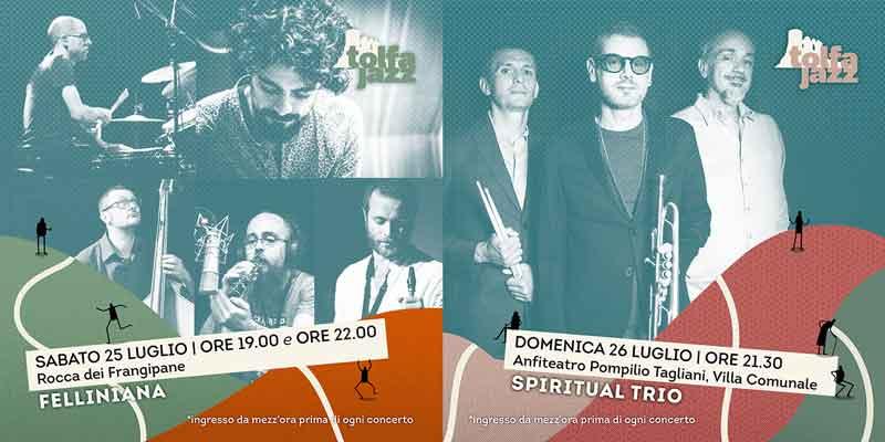 Tolfa Jazz Festival.