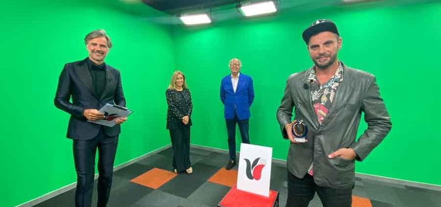"""Tulipani di Seta Nera """"Premio #SocialClip"""""""