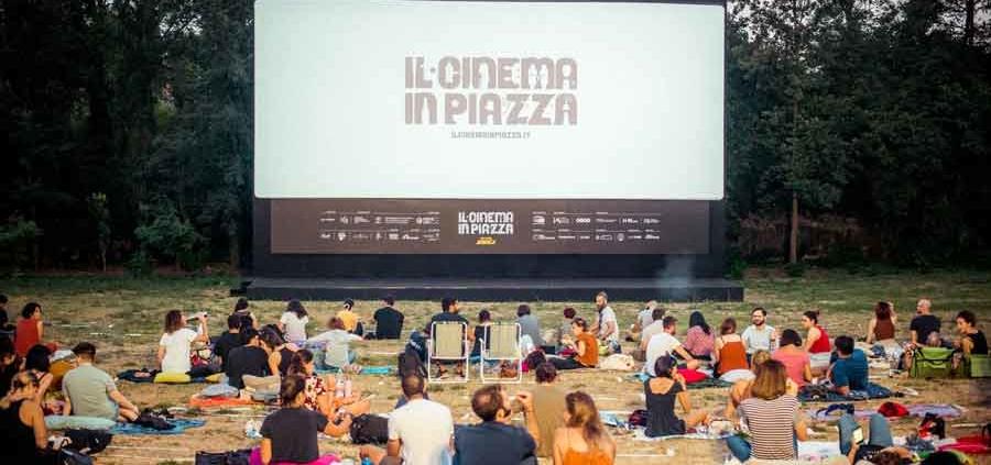 Cinema in Piazza con il Piccolo America