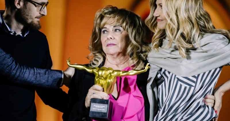 """Margherita Toffa, """"Grazie Magna Grecia Awards"""""""