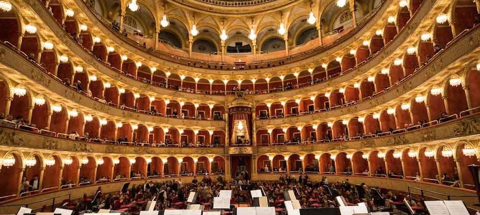 Le Quattro Stagioni e Gloria, Teatro Costanzi