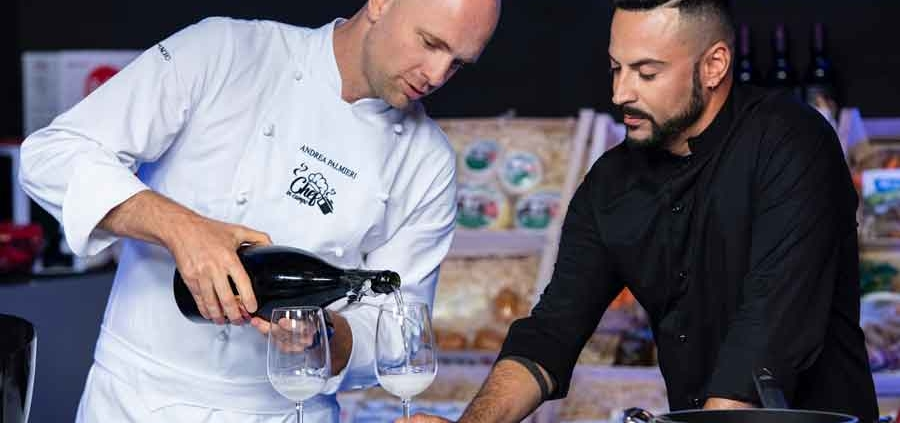Chef in Campo conduce Anthony Peth