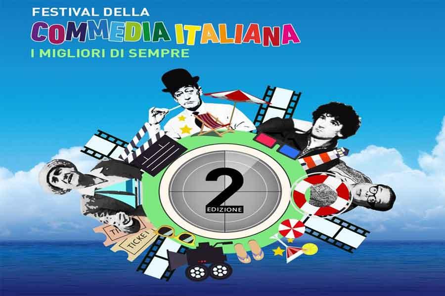 """""""Festival della Commedia italiana"""" Formia"""