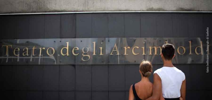 Teatro Arcimboldi di Milano Accademia Ucraina Balletto
