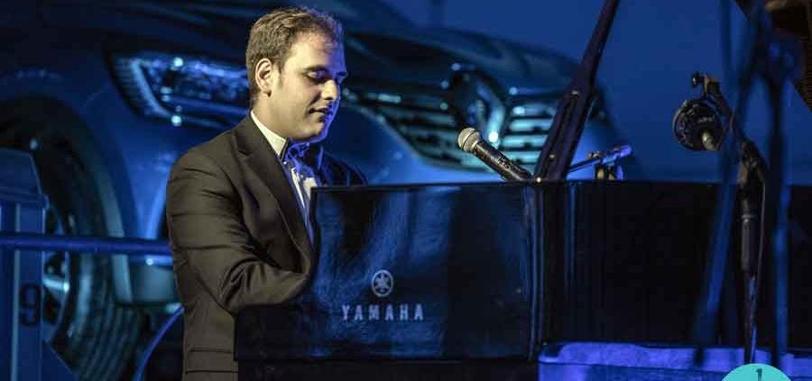 "Ellington Club ""Jazzville"" Luca Filastro Jazz Trio"