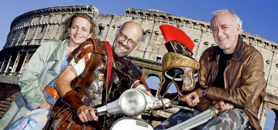 """Ben Hur"" al Teatro Golden"