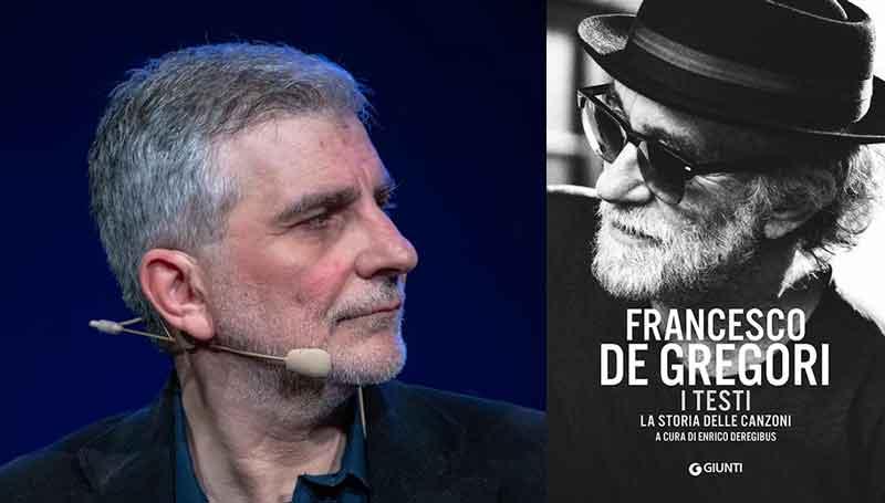 "Francesco De Gregori ""Canzone per canzone in 700 pagine"""