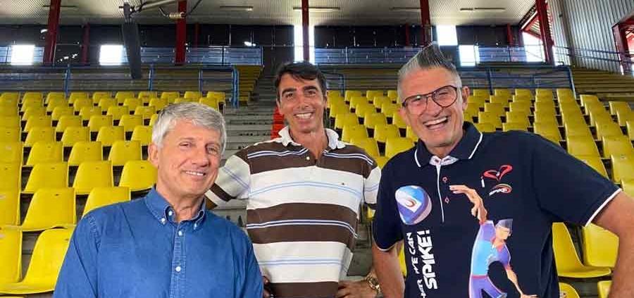 """""""Il Grande Slam"""" Maxicono Parma Raisport."""