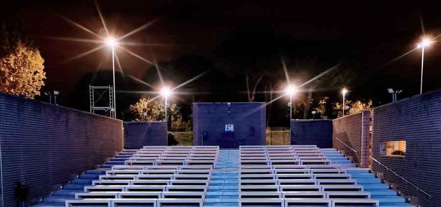 Teatro Tor Bella Monaca riapre l'Arena dopo 15 anni.