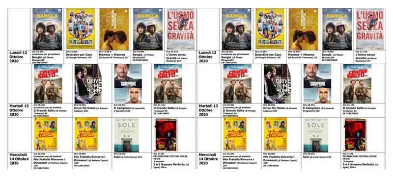 """""""Premio Cinema Giovane & delle Opere Prime"""""""
