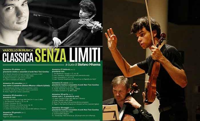 Teatro Vascello in Musica, classica senza limiti. Stagione 2020