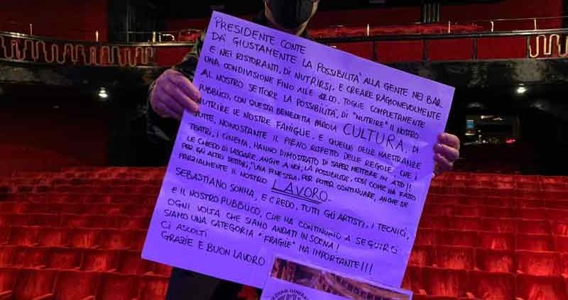 Sebastiano Somma, appello al Presidente Conte.