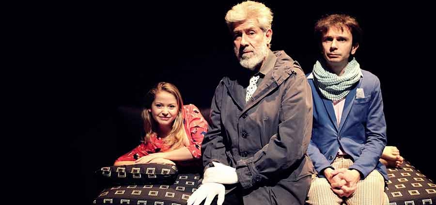 """""""Chi è di scena"""" Teatro Tor bella Monaca."""