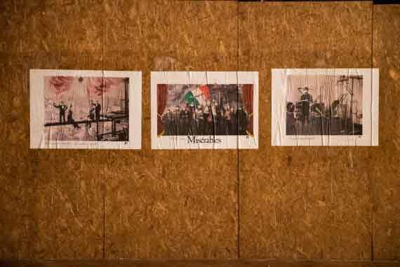 """""""L'Ultima Opera di Laika"""" Street Artist."""