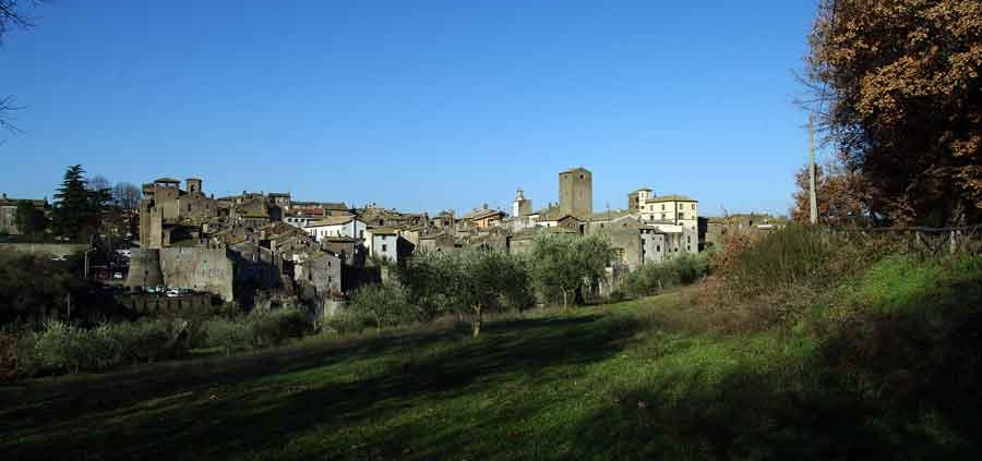 """""""Il Borgo racconta"""" Vitorchiano."""