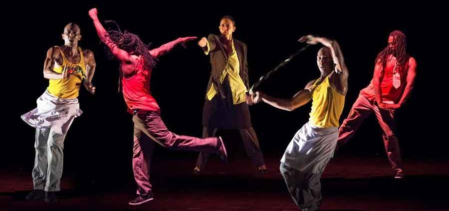 """""""Art Mouv'"""" Danza Internazionale."""