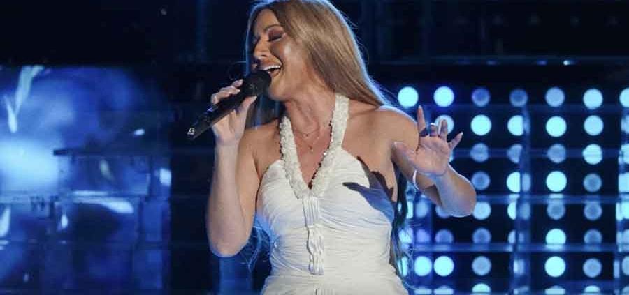 """""""Tale e Quale Show"""" semifinale a Lidia Schillaci."""